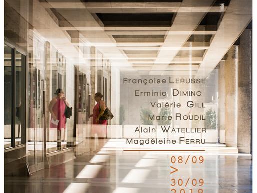 Exposition des adhérents à Voies Off - Arles 2018