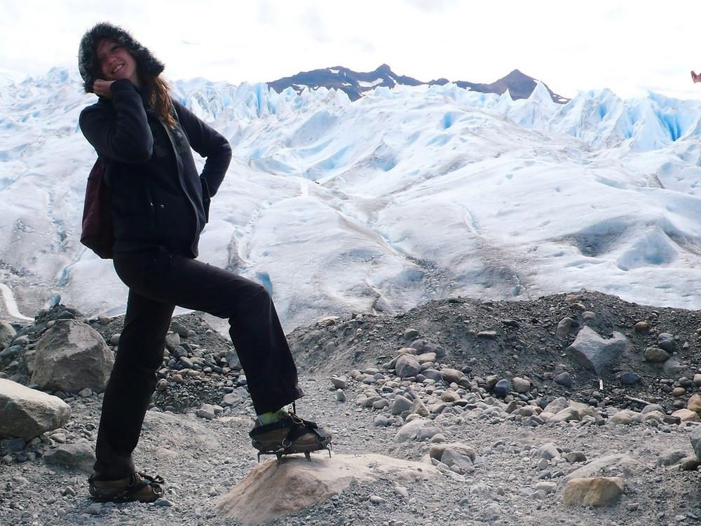 Marche sur glace Perito moreno