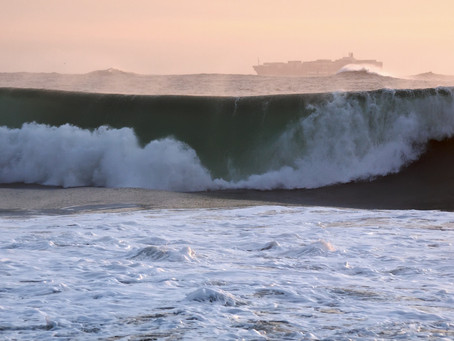High Surf Warning for January 17th - 18th ..