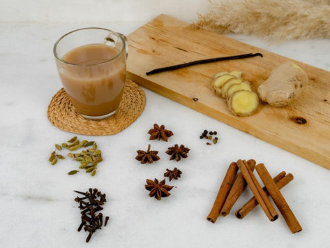 Heart Warming Chai Tea with Mylk