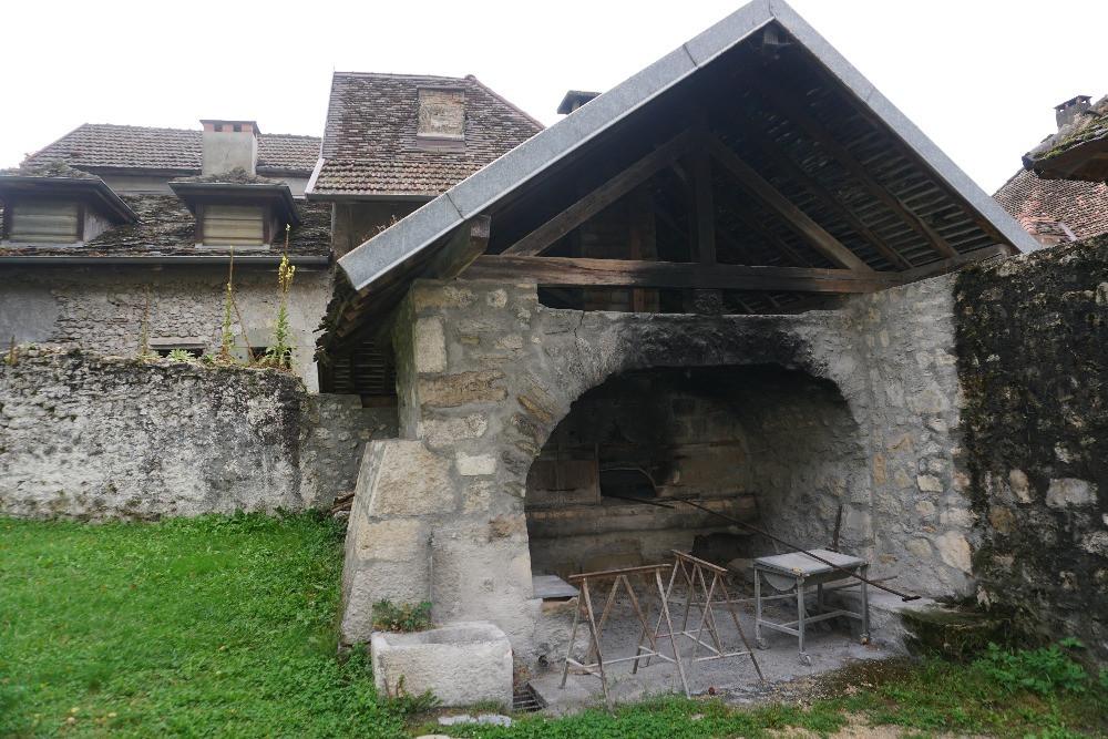 תנור הכפר שאנז