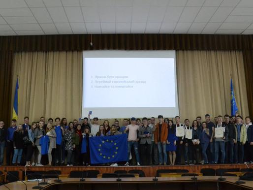 Представники ЄС у КНУ
