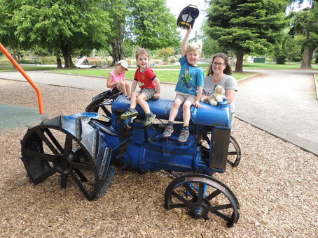 End of the road for playground vehicles?