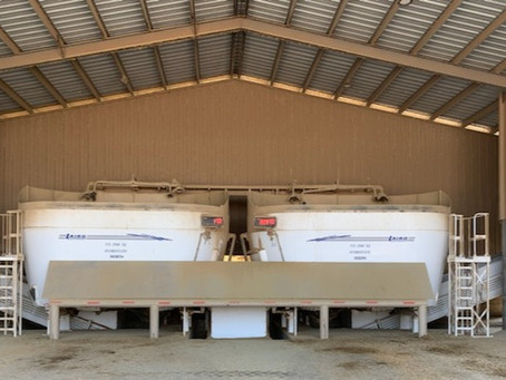 Dairy electric feed mixers bring a breath of fresh air