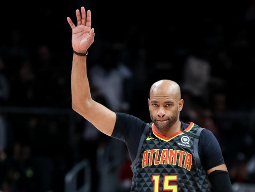 Vince Carter Retires After 22 Years