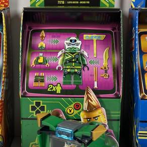 Ninjago Arcade Kapsel - Lloyd 74716 im Review