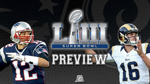 NFL Super Bowl LIII Preview - The Chunk Sports Podcast #24