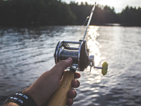 Five Simple Tips to Go Fishing the Lake Friendly Way