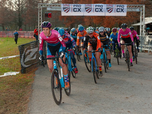 Race Report from Major Taylor CX: Give me a second…