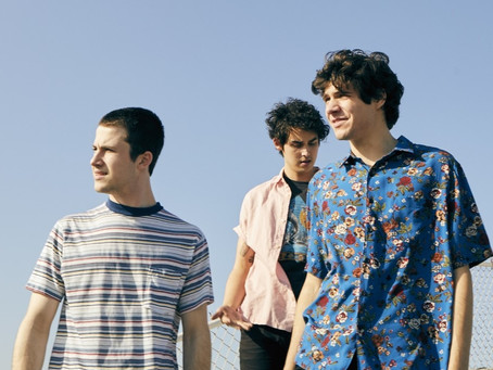Chatting with Wallows
