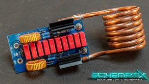 Build a 1.4kW Induction Heater