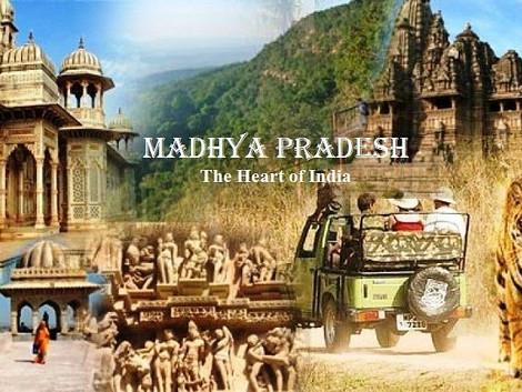 """The Heart of India"": Madhya Pradesh"