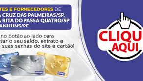 Atenção Clientes e Fornecedores