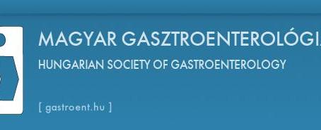 A Magyar Gasztroenterológiai Társaság 60. Nagygyűlése 2018.06.02-06.05.