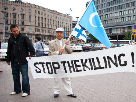 Justice for the Uighur people