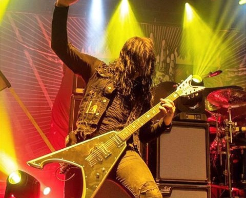 ARCH ENEMY Gitaristi Michael Amott Röportajı!