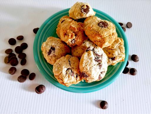 Coconut Cookies: Vegan and Gluten-Free