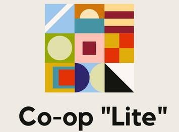 """Co-op """"Lite"""""""