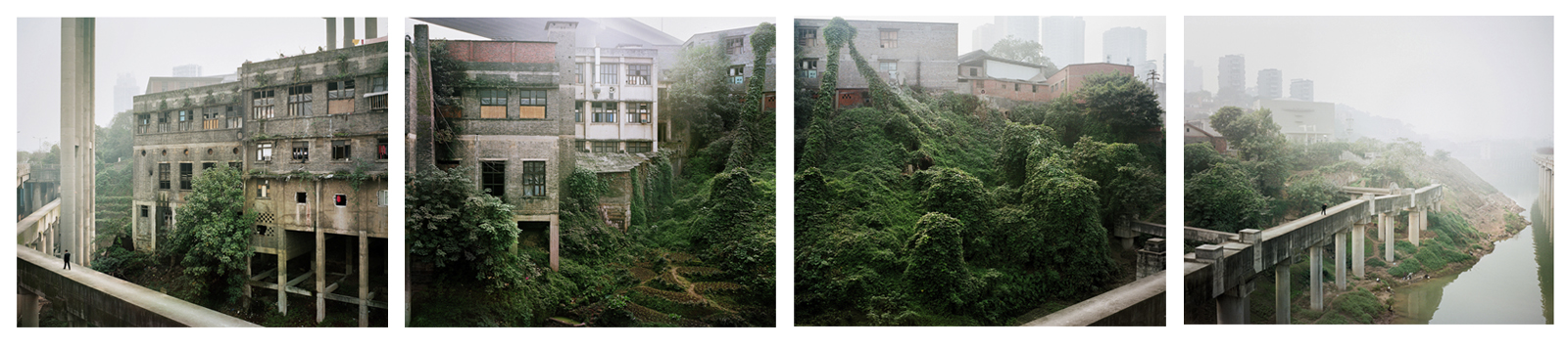 2011 © Alexander GRONSKY_Series Mountains & Waters_2011_Quadriptyque_05_