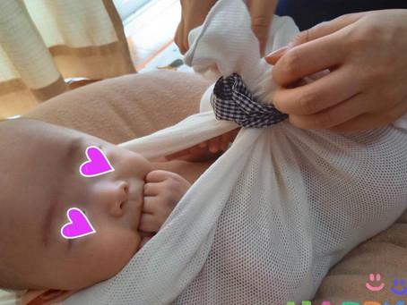 赤ちゃん教室を開催しました(*'▽')
