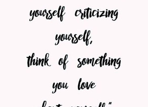 Self -Care Aware!