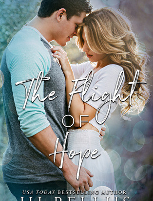 FLLIGHT OF HOPE by HJ Bellus