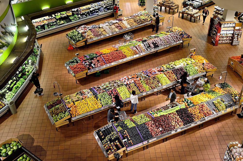 Retail, Last Mile Logistics