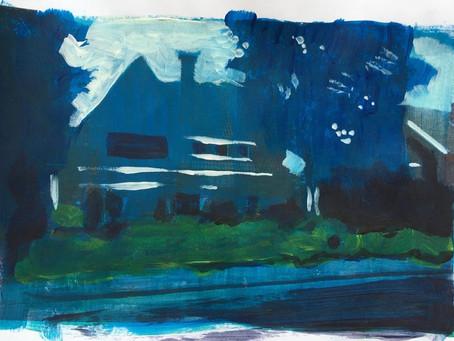 Voorstudie Schilderij 2