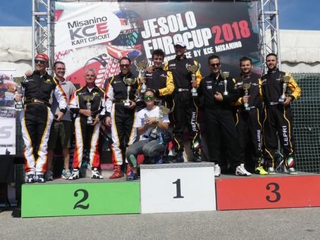 Mugello Karting 2 vince la 2h a Misano!