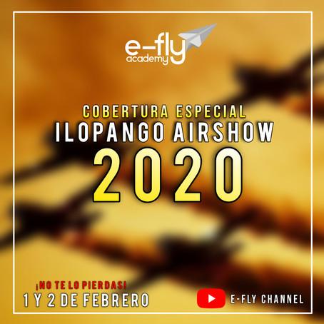 Ilopango Airshow 2020