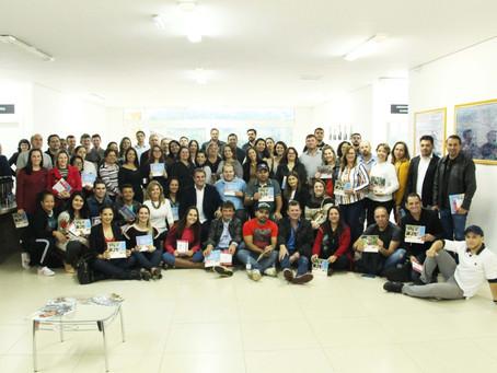Comitiva do Paraná visita o município
