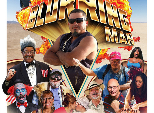 Blurring Man documentary review