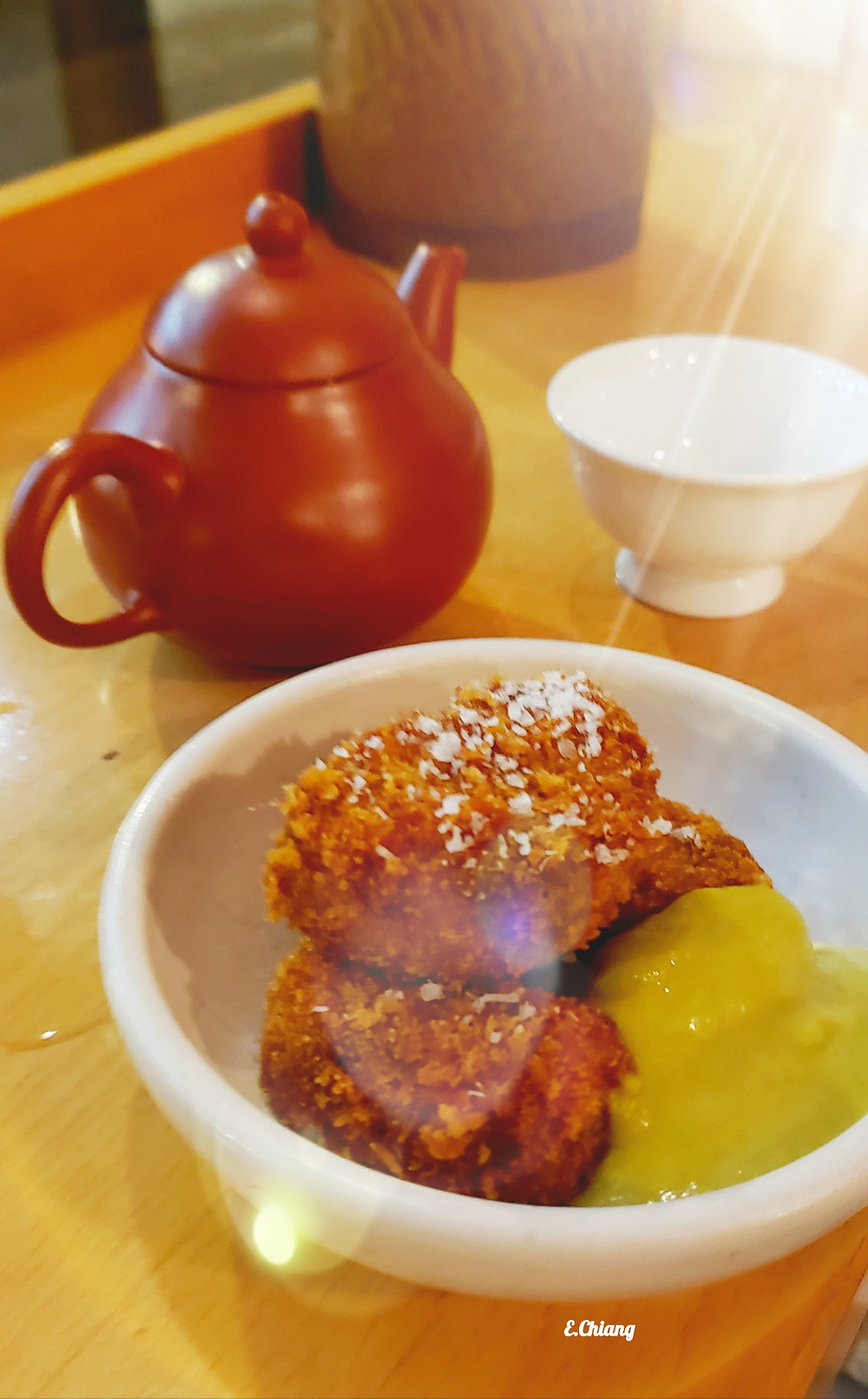 Trotter Nuggets mustard bao soho