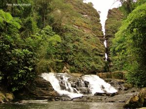Cachoeira do Boqueirão da Mira | Santa Rita de Jacutinga
