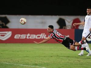 Série C: Jacuipense volta com um ponto de Recife