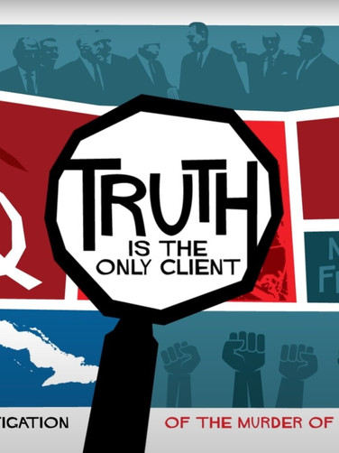 Truth Is the Only Client film review