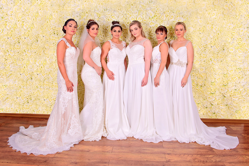 wedding dresses from bridal shop in northamptonshire