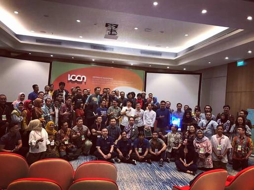Jejaring Kota/Kabupaten Kreatif Indonesia, Indonesia Creative Cities Network (ICCN)
