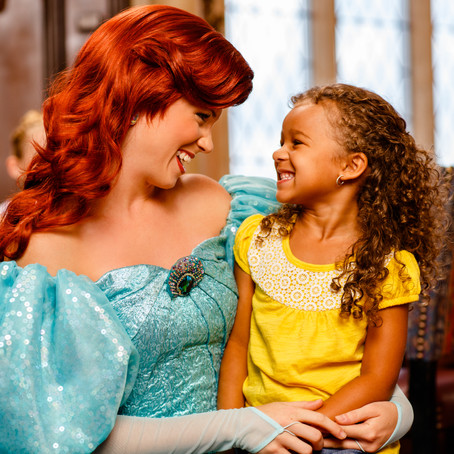 Our Best Tips for Character Interactions at Walt Disney World  & Disney Cruise Line