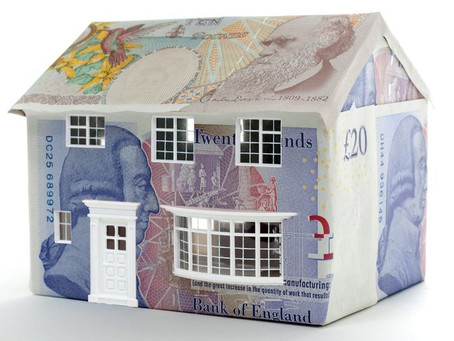 Living in a Money Box