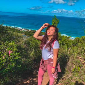 The Ehukai Pillbox Hike - Oahu Hawaii