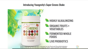 Introducing Youngevity's Super Greens