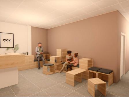 מרפאת 'ואהבת' בחיפה מצאה בית חדש- ואנחנו מתרגשים לקחת חלק