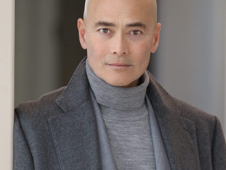 Amazed with Actor Mark Dacascos!