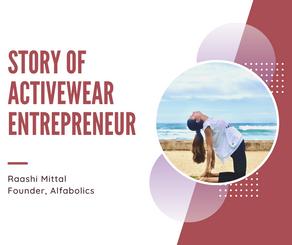 London School Of Economics Graduate's Journey Of Starting An Activewear Fashion Brand