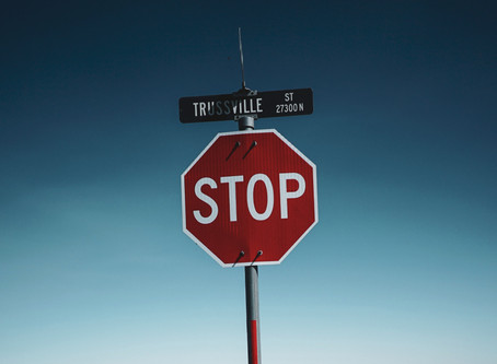 Do You Know When To Stop?
