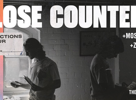 Close Counters // The Night Cat, Melbourne // Friday, September 6