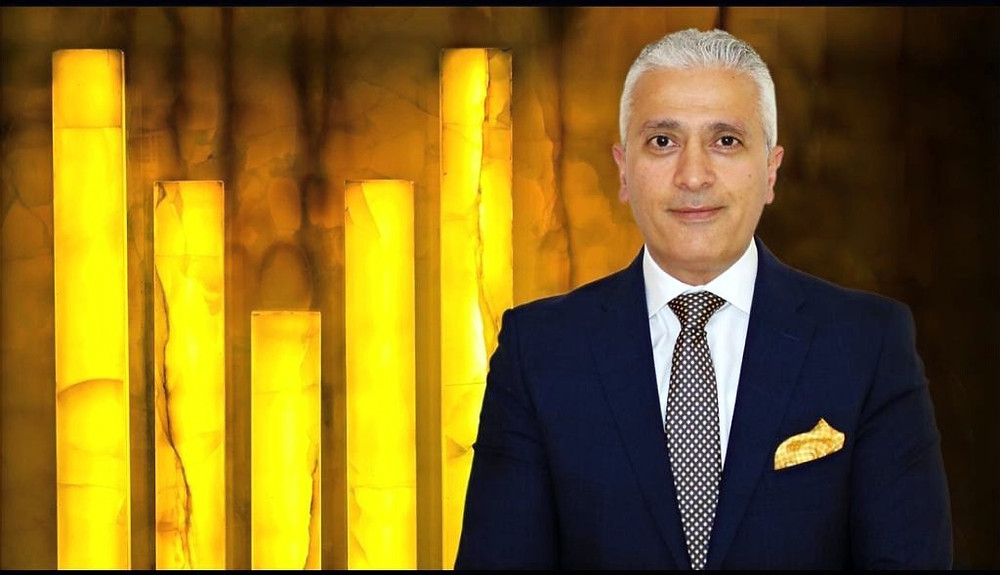 Kevork Deldelian, who was recently promoted to Chief Executive Officer, Millennium Hotels and Resorts MEA
