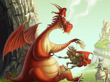 Дневник дракона. Часть IV:  Глупого учить — что мертвого лечить