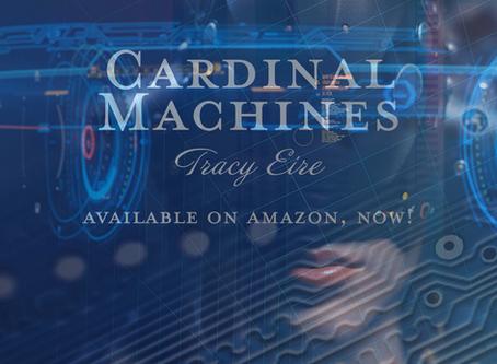 Sneak peek @ Cardinal Machines ad!